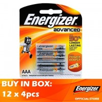 Online Groceries Malaysia Energizer Advanced Aaa 12 X