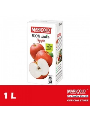 Marigold 100% Juice Apple 1L