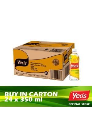Yeo's Chrysanthemum Tea PET 24 x 350ml