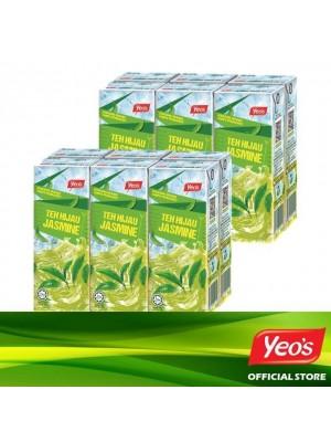 Yeo's Jasmine Green Tea Pack 2x6x250ml