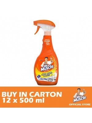 Mr. Muscle 5 in 1 Kitchen Cleaner 12 x 500ml