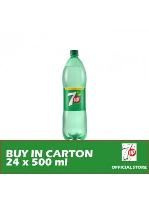 7UP PET - 24 x 500ml