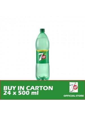 7UP PET - 24 x 500ml