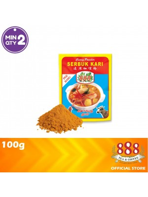 888 Curry Powder Chicken 100g