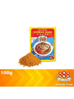 888 Curry Powder Fish 100g [MUST BUY]