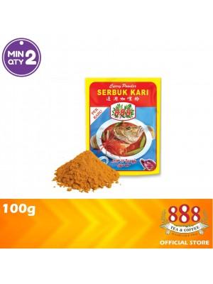 888 Curry Powder Fish 100g
