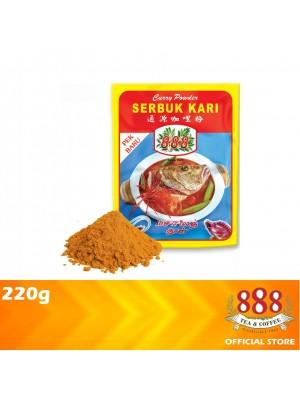 888 Curry Powder Fish 220g
