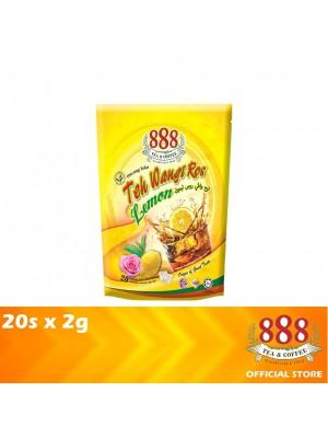 888 Teh Wangi Ros Lemon Potbag 20s x 2g