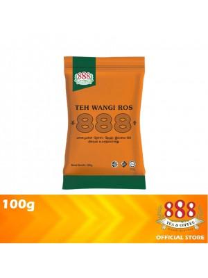 888 Teh Wangi Ros Serbuk 100g