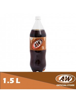 A&W Sarsaparilla PET 1.5L