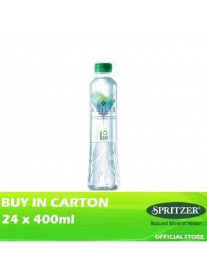 Acilis by Spritzer Natural Mineral Water 24 x 400ml