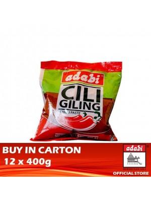 Adabi Cili Giling 12 x 400g [Essential]