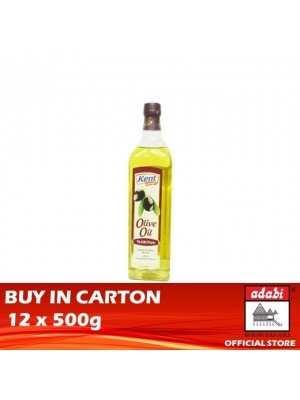 Adabi Ken Boringer Pure Olive Oil 12 x 500ml