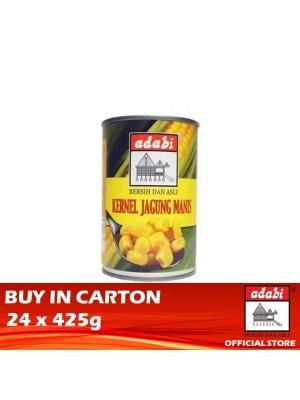 Adabi Kernel Jagung Manis 24 x 425g [Essential]
