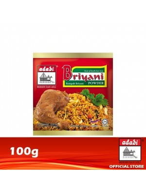 Adabi Rempah Briyani 100g (EXP : 04/2021) [MUST BUY]