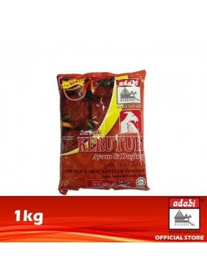 Adabi Serbuk Kerutuk Ayam & Daging 1kg