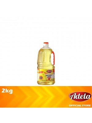 Adela Blended Sunflower & Canola Oil 2kg