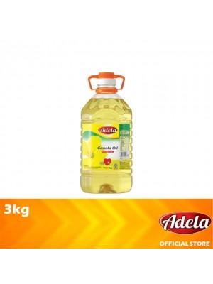 Adela Canola Oil 3kg