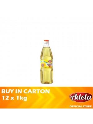 Adela Sunflower Oil 12 x 1kg