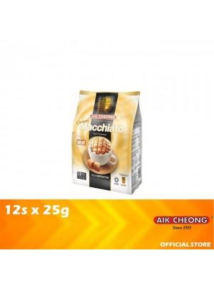 Aik Cheong 3 in 1 Caramel Macchiato 12 x 25g