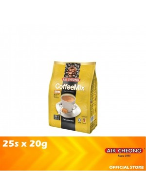 Aik Cheong 3 in 1 Coffee Mix Brown 25s x 20g