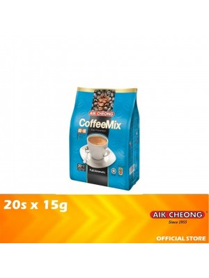 Aik Cheong 3 in 1 Coffee Mix No Sugar 20s x 15s