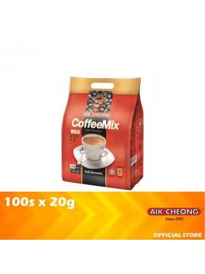 Aik Cheong 3 in 1 Coffee Mix Regular 100s x 20g