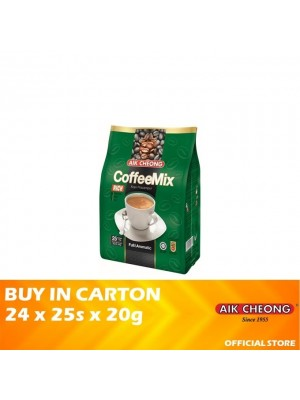 Aik Cheong 3 in 1 Coffee Mix Rich 24 x 25s x 20g