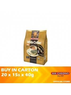 Aik Cheong 3 in 1 White Coffee Tarik Original 20 x 15s x 40g