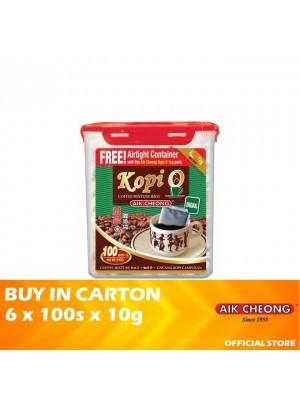 Aik Cheong Coffee O Bag Original Can 6 x 100s x 10g