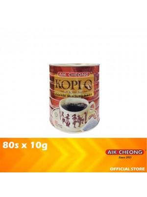 Aik Cheong Coffee O Bag Tin 80s x 10g