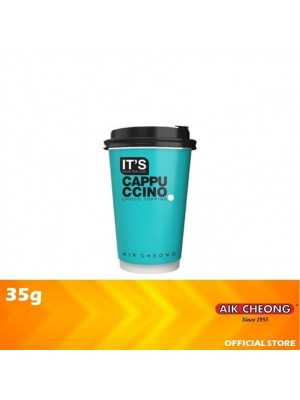 Aik Cheong It's Cup - It's Cappuccino Chocolate Topping 35g [MUST BUY]