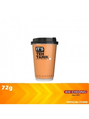 Aik Cheong It's Cup - It's Teh Tarik Gula Melaka 72g