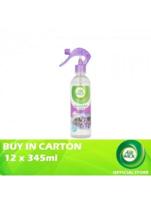 Air Wick Aqua Mist Wild Lavender 12 x 345ml