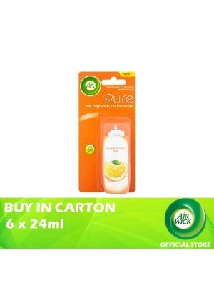 Air Wick Freshmatic Compact Mediterranean Sun Refill 6 x 24ml