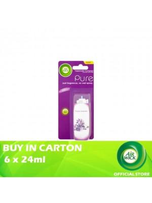 Air Wick Freshmatic Compact Purple Lavender Refill 6 x 24ml