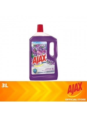 Ajax Fabuloso Lavender Fresh Multi Purpose Cleaner 3L