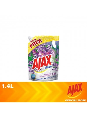 Ajax Fabuloso Lavender Fresh Multi Purpose Cleaner Refill 1.4L