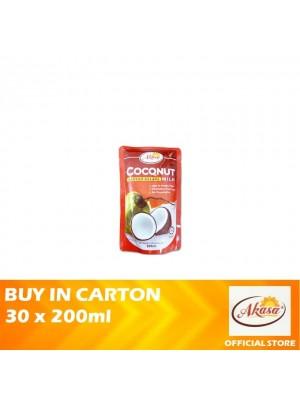 Akasa Coconut Milk (Pouch) 30 x 200ml