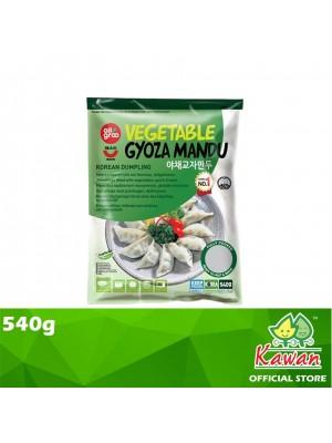Allgroo Vegetable Gyoza Mandu 540g