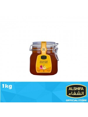 Alshifa Natural Honey Jar 1kg