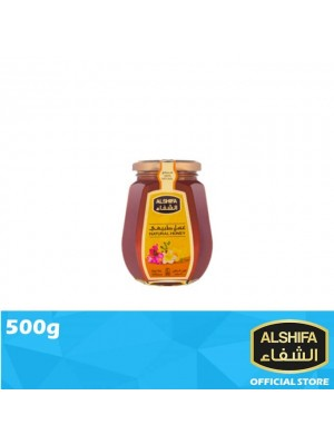 Alshifa Natural Honey Jar 500g
