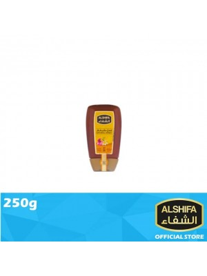 Alshifa Squeezable Natural Honey 250g