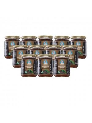 Angel Black Pepper Sauce 12 x 220g
