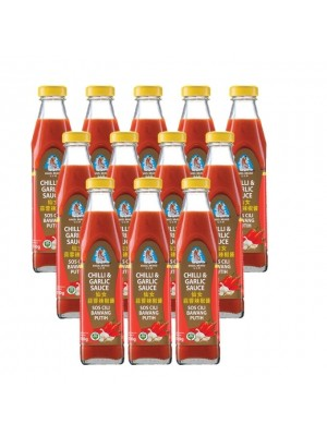 Angel Chilli & Garlic Sauce 12 x 310g