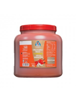 Angel Chilli & Garlic Sauce 3kg