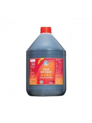 Angel Thick Soy Sauce (Select) 4.5kg