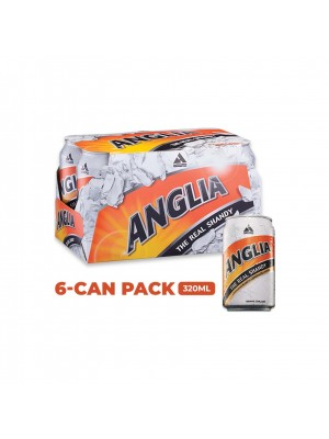 Anglia Shandy Beer 6 x 320ml