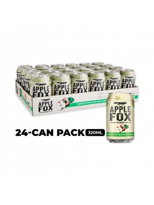 Apple Fox Cider 24 x 320ml