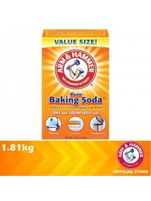 Arm & Hammer Pure Baking Soda 1.81kg